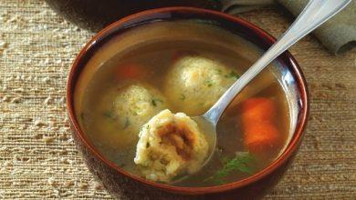 Photo of Soupe de poulet Be-All, End-All de Kosher Revolution
