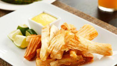 Photo of Yuca frit avec la recette de mayo épicée