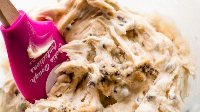 Photo of Glaçage à la crème au beurre à pâte à biscuits