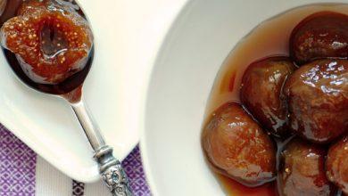 Photo of Higos en Miel (Figues pochées) Recette