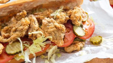 Photo of Oyster Po' Boys Recette
