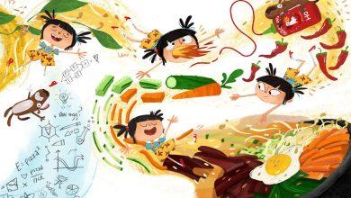 Photo of Le Food Lab Junior: une recette de Bibimbap pour tous les âges