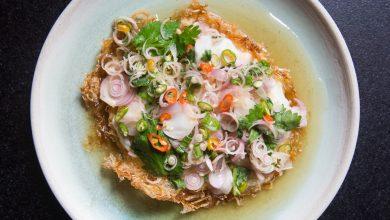 Photo of Yam Khai Dao (salade d'œufs frits thaïlandais)