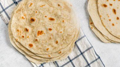 Photo of Tortillas à la farine à la mexicaine