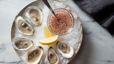 Photo of Jeu de coquille: comment servir des huîtres sur la demi-coquille à la maison