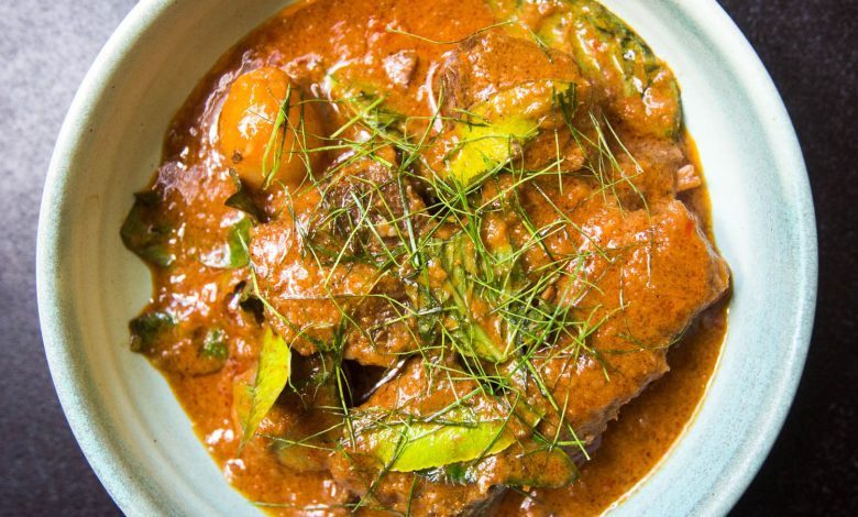 Photo of Panang Neua (Curry de boeuf thaïlandais Panang)