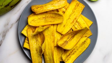 Photo of Chips de plantain frits