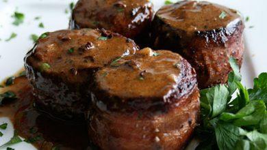 Photo of Filet de porc à la sauce à l'ail