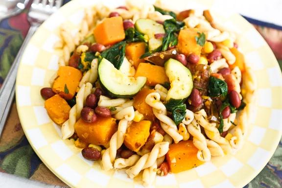 Pâtes Harvest Medley aux légumes