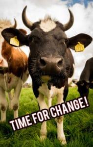 Temps pour le changement!