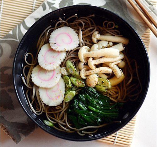 Photo of Soba (nouilles japonaises au sarrasin)