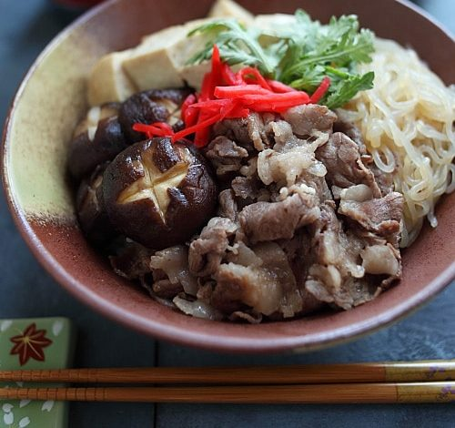 Photo of Sukiyaki Donburi
