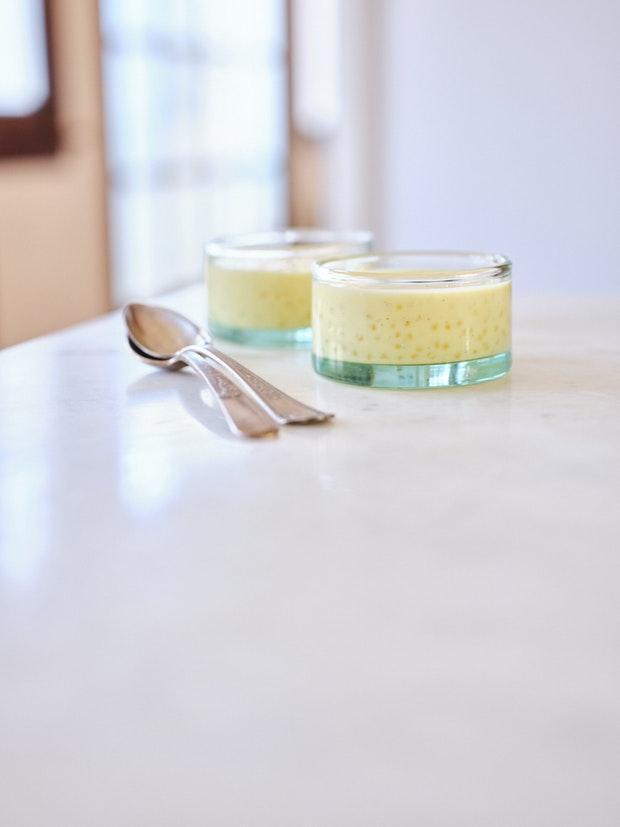 Le meilleur pudding au tapioca