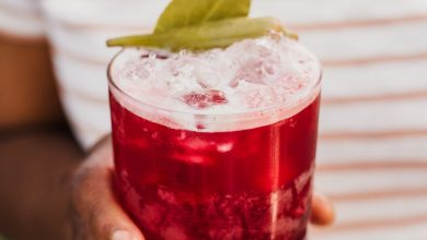 Photo of Royal Roselle Fizz
