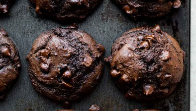 Photo of Muffins double chocolat