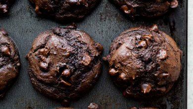 Photo of Muffins double chocolat