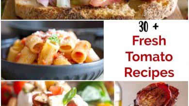 Photo of https://anitalianinmykitchen.com/fresh-tomato-recipes/