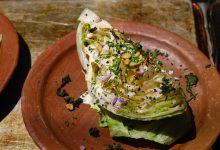 Photo of Salade de quartiers grillés avec vinaigrette ranch épicée