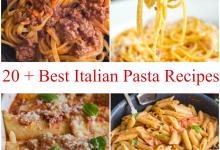 Photo of https://anitalianinmykitchen.com/ultimate-pasta-recipes/