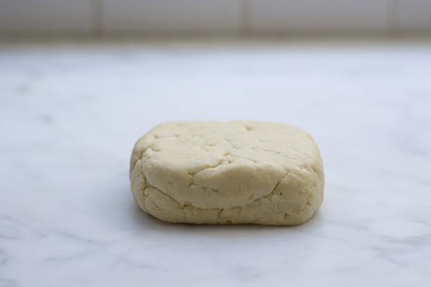 Pâte à biscuits au fromage maison