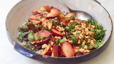 Photo of Salade d'été Pluot