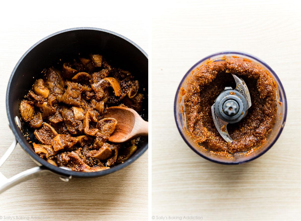 garniture aux figues cuites