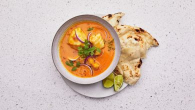 Photo of Curry au poisson