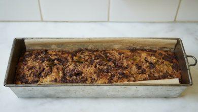 Photo of Gâteau à l'huile d'olive au romarin