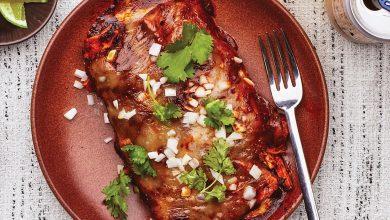 Photo of Enchiladas aux taupes de poulet