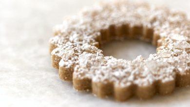 Photo of Biscuits Suédois au Seigle