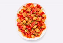 Photo of Air Fryer Chili-Frites glacées au miel